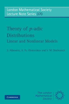 Theory of p-adic Distributions