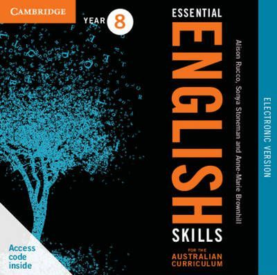 Essential English Skills for the Australian Curriculum Year 10 Electronic Version
