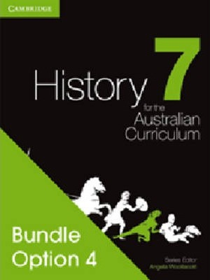 History for the Australian Curriculum Year 7 Bundle 4