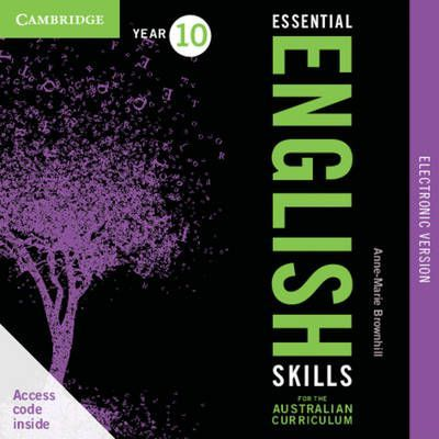 Essential English Skills for the Australian Curriculum Year 8 Electronic Version