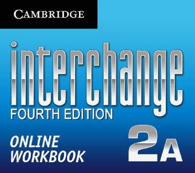 Interchange Level 2 Online Workbook A (Standalone for Students)