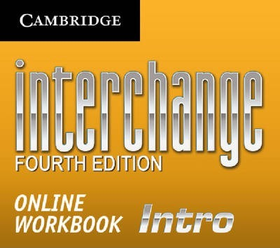 Interchange Intro Online Workbook (Standalone for Students)