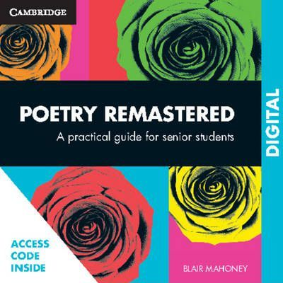 Poetry Remastered: a Practical Guide for Senior Students PDF Textbook