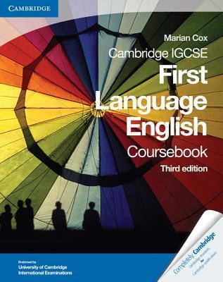 Cambridge IGCSE First Language Coursebook