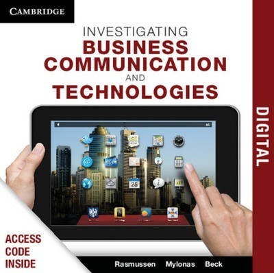 Investigating Business Communication and Technologies PDF Textbook