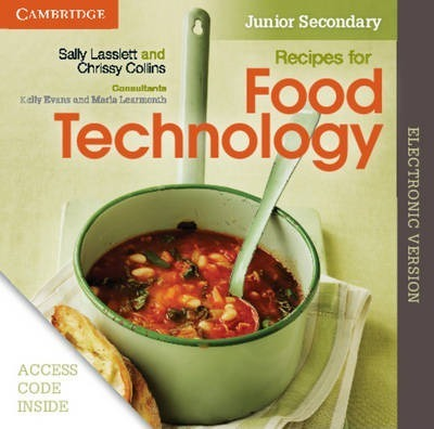 Recipes for Food Technology Junior Secondary Electronic Workbook