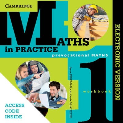 Maths in Practice Workbook 1 Electronic Version