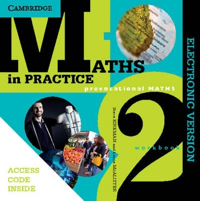 Maths in Practice Workbook 2 Electronic Version
