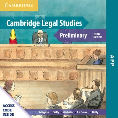 Cambridge Preliminary Legal Studies App