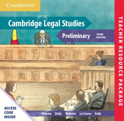 Cambridge Preliminary Legal Studies Teacher Resource