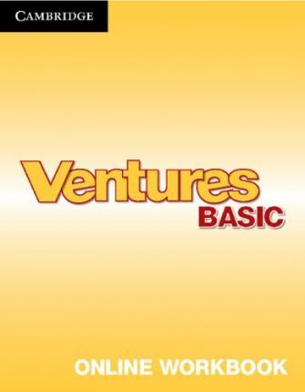 Ventures Basic Access Card for Online Workbook (Standalone for Students)