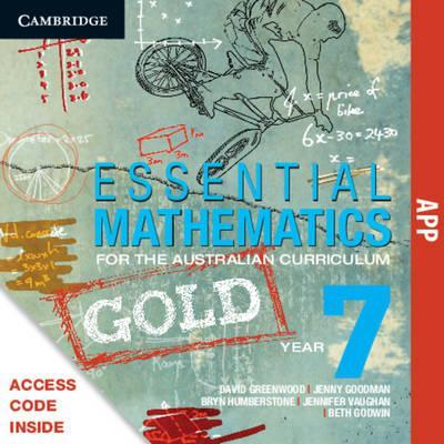 Essential Mathematics Gold for the Australian Curriculum Year 7