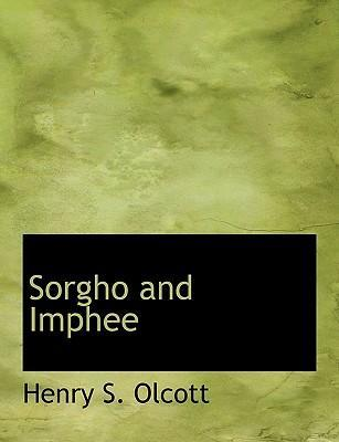 Sorgho and Imphee