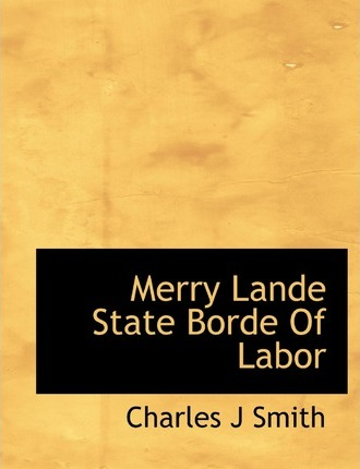 Merry Lande State Borde of Labor