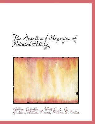 The Annals and Magazine of Natural History.