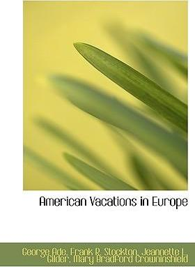American Vacations in Europe