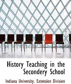 History Teaching in the Secondery School