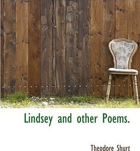 Lindsey and Other Poems.
