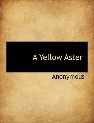 A Yellow Aster