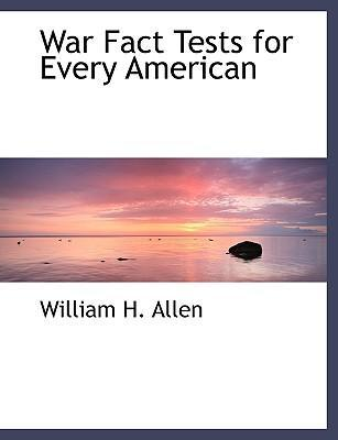 War Fact Tests for Every American