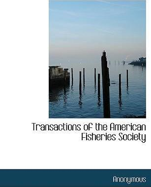Transactions of the American Fisheries Society