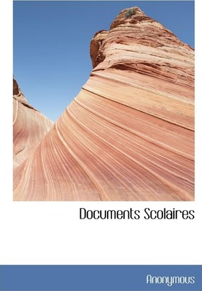 Documents Scolaires