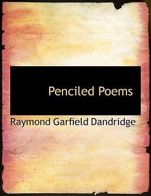 Penciled Poems
