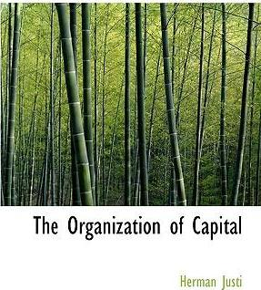 The Organization of Capital