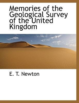 Memories of the Geological Survey of the United Kingdom