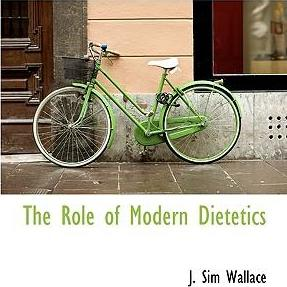 The Role of Modern Dietetics