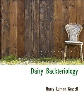 Dairy Backteriology