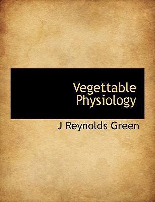Vegettable Physiology