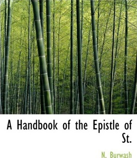 A Handbook of the Epistle of St.