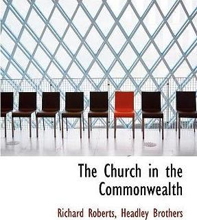 The Church in the Commonwealth