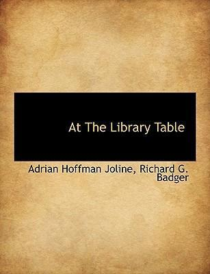 At the Library Table