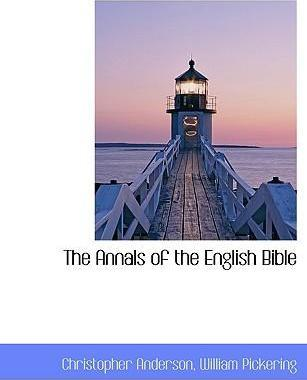 The Annals of the English Bible