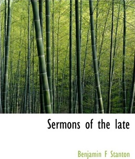 Sermons of the Late