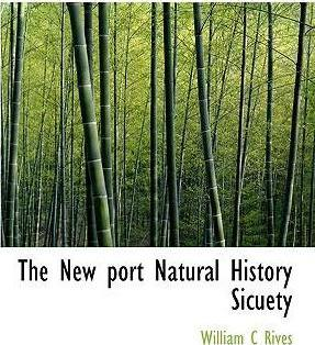The New Port Natural History Sicuety