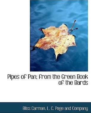 Pipes of Pan; From the Green Book of the Bards