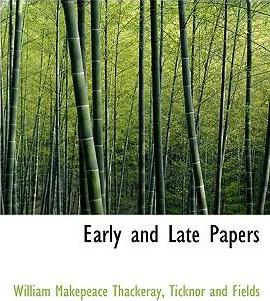 Early and Late Papers