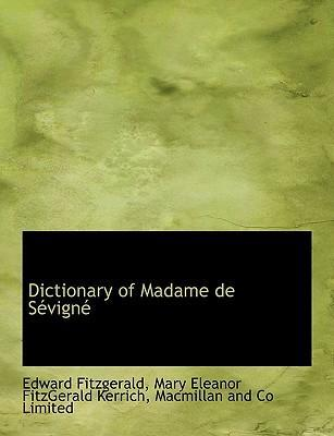 Dictionary of Madame de S Vign