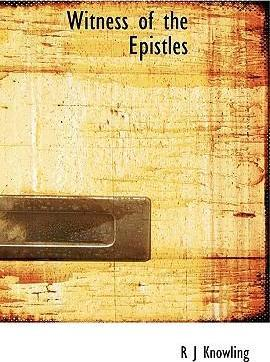 Witness of the Epistles