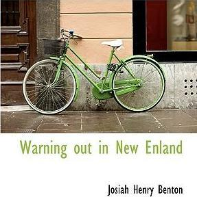 Warning Out in New Enland