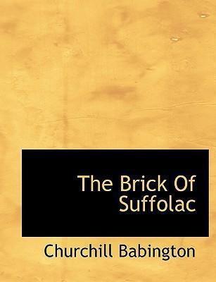 The Brick of Suffolac