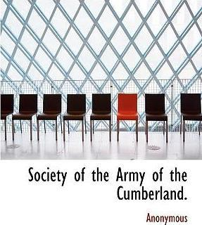 Society of the Army of the Cumberland.