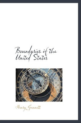 Boundaries If the United States