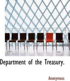 Department of the Treasury.