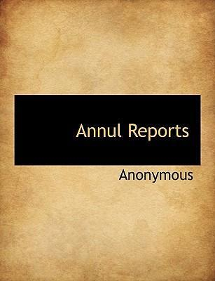 Annul Reports