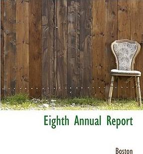 Eighth Annual Report