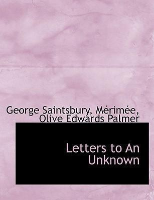 Letters to an Unknown